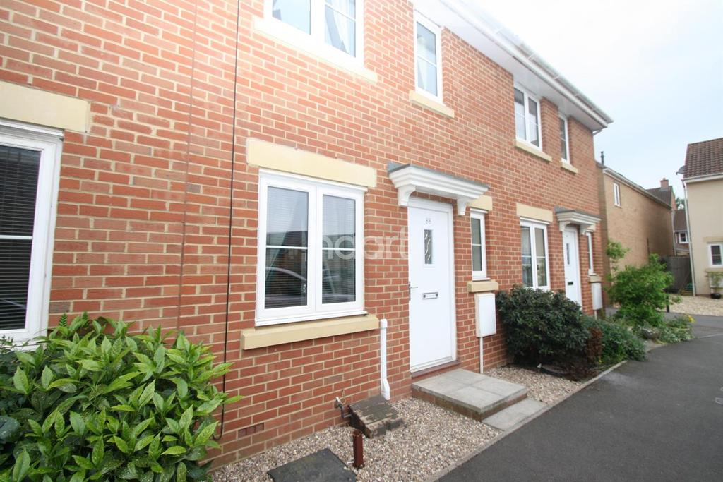3 Bedrooms Terraced House for sale in Norton Fitzwarren, Taunton