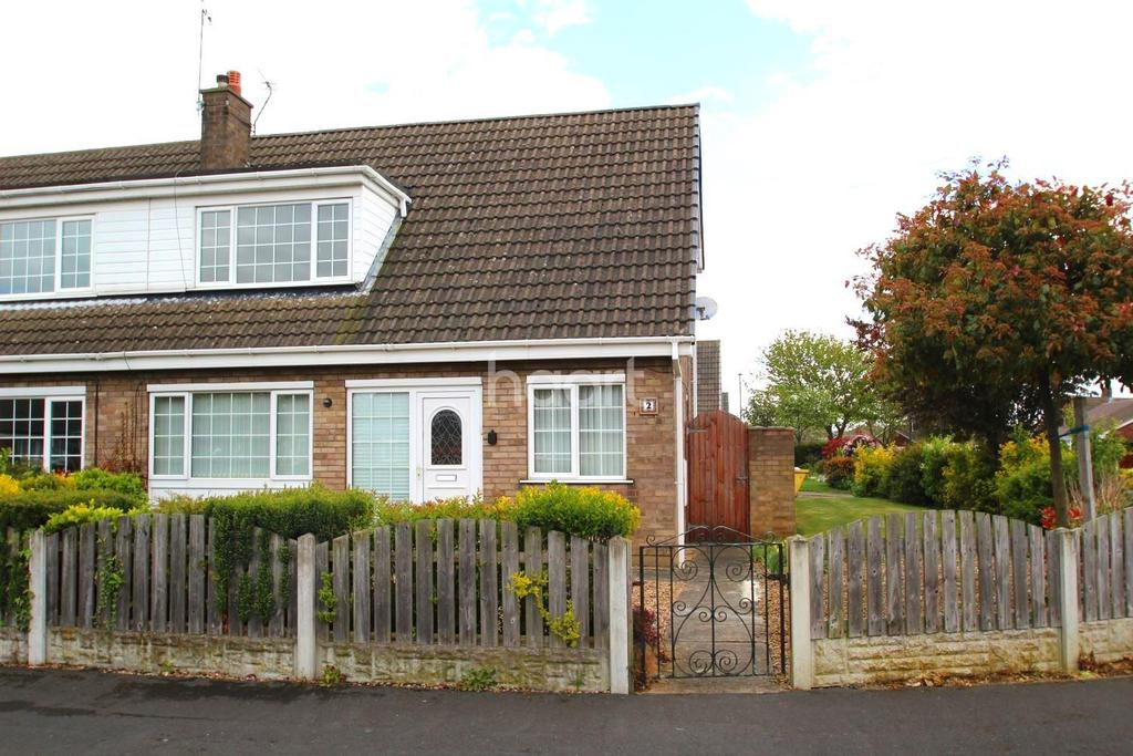3 Bedrooms Bungalow for sale in Leyfield Court, Armthorpe