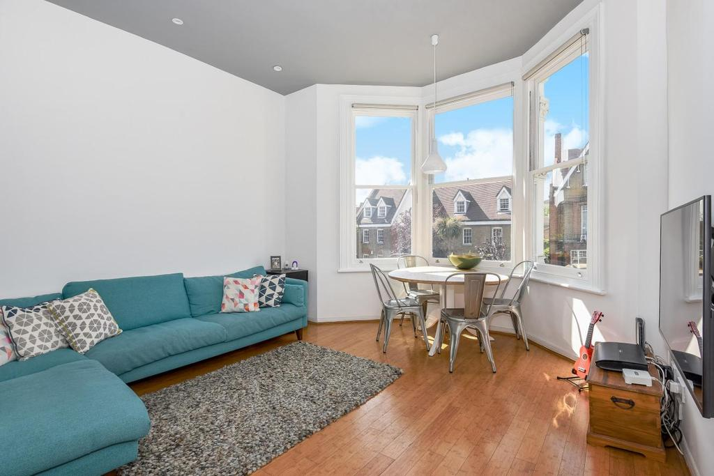 3 Bedrooms Flat for sale in Stapleton Hall Road, Stroud Green, N4