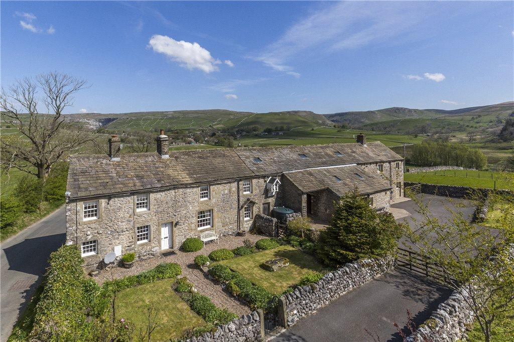 3 Bedrooms Unique Property for sale in Kirkby Top Farm, Chapel Gate, Kirkby Malham, Skipton
