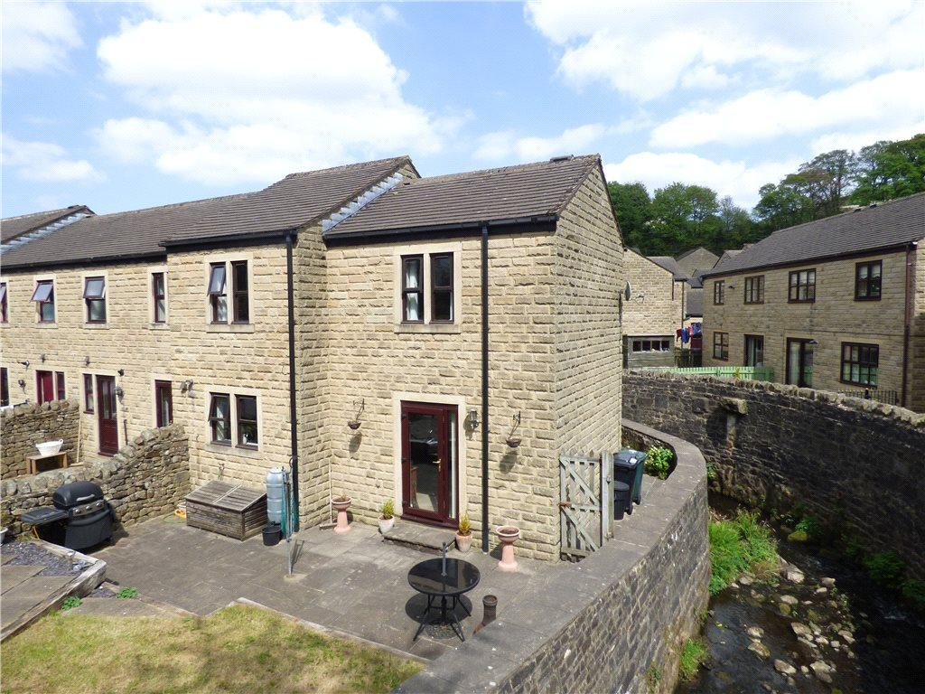 2 Bedrooms End Of Terrace House for sale in Waterside, Oxenhope, Keighley, West Yorkshire