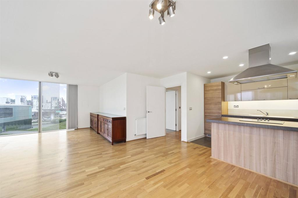 3 Bedrooms Flat for sale in Little Thames Walk, London, SE8