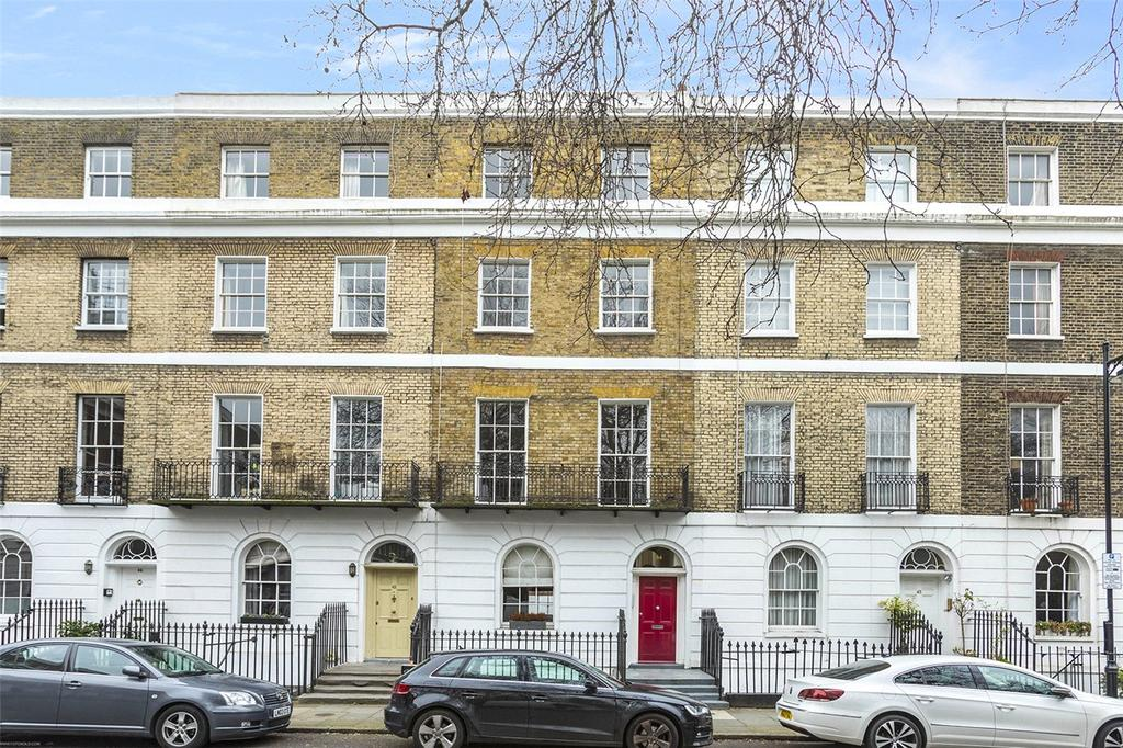 3 Bedrooms Maisonette Flat for sale in Wilmington Square, London, WC1X