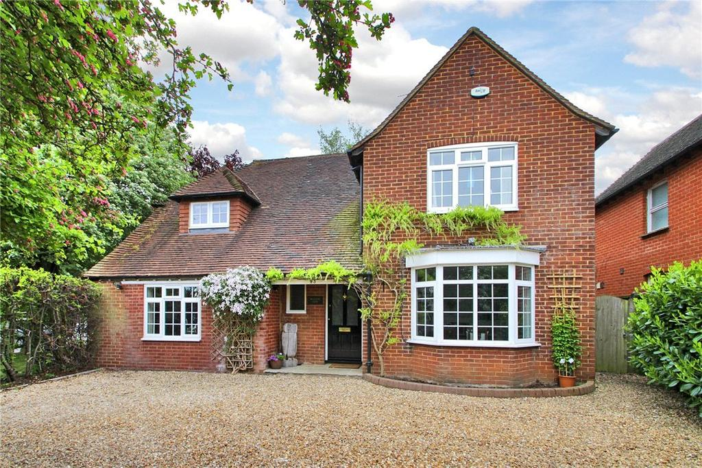 4 Bedrooms Detached House for sale in Offham Road, West Malling, ME19