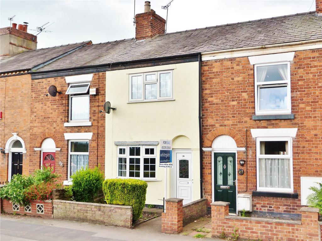 3 Bedrooms Terraced House for sale in Barony Road, Nantwich, Cheshire, CW5