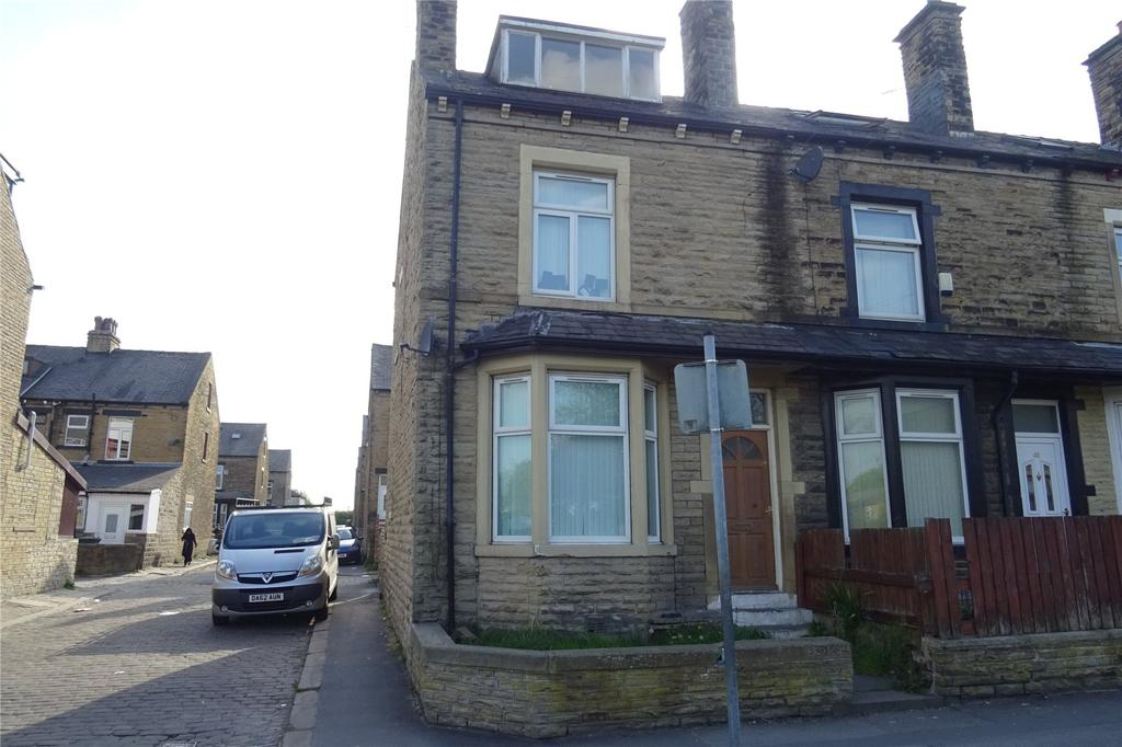 3 Bedrooms End Of Terrace House for sale in Rushton Road, Bradford, West Yorkshire, BD3