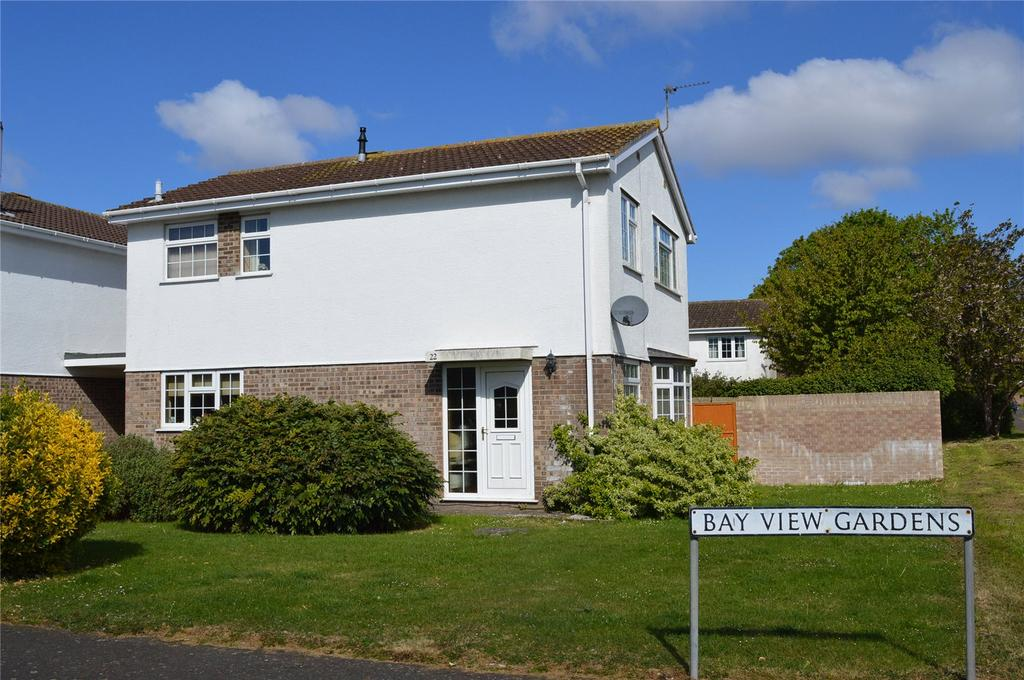 3 Bedrooms House for sale in Bay View Gardens, Burnham-on-Sea, Somerset, TA8