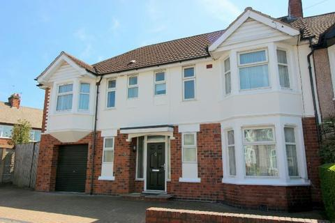 4 bedroom end of terrace house for sale - Baronsfield Road, Cheylesmore, Coventry