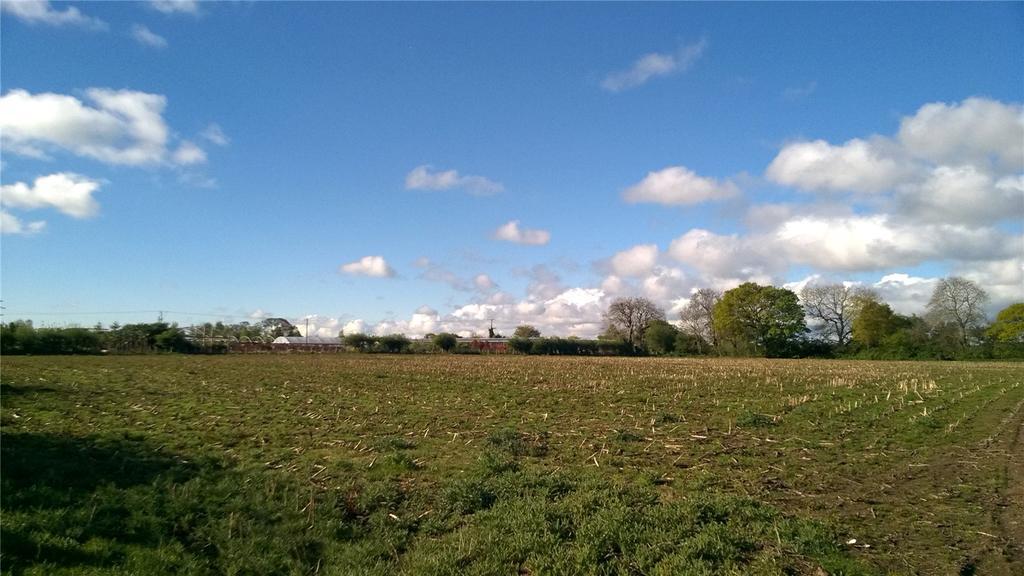 Land Commercial for sale in Ledsham Lane, Ledsham, Ellesmere Port