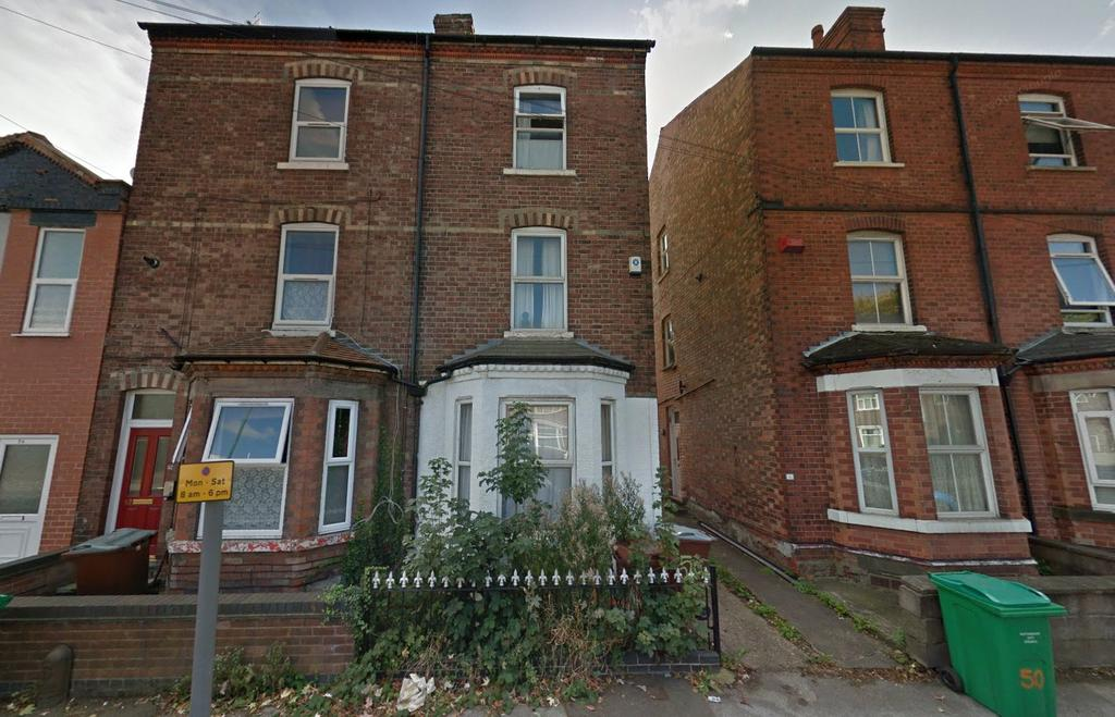 3 Bedrooms Terraced House for sale in Winchester Street, Nottingham, Nottinghamshire, NG5