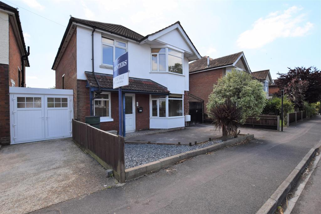 4 Bedrooms Detached House for sale in Upper Shaftesbury Ave , Highfield, Southampton, SO17 3RT