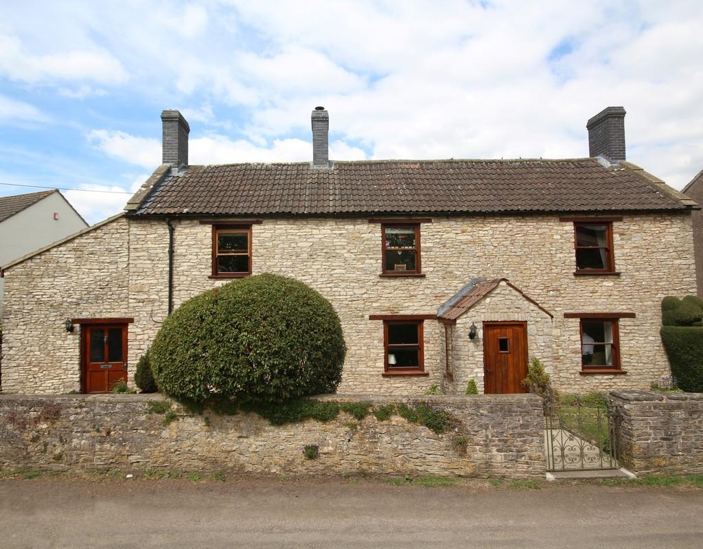 4 Bedrooms Cottage House for sale in Lower Road, Hinton Blewett