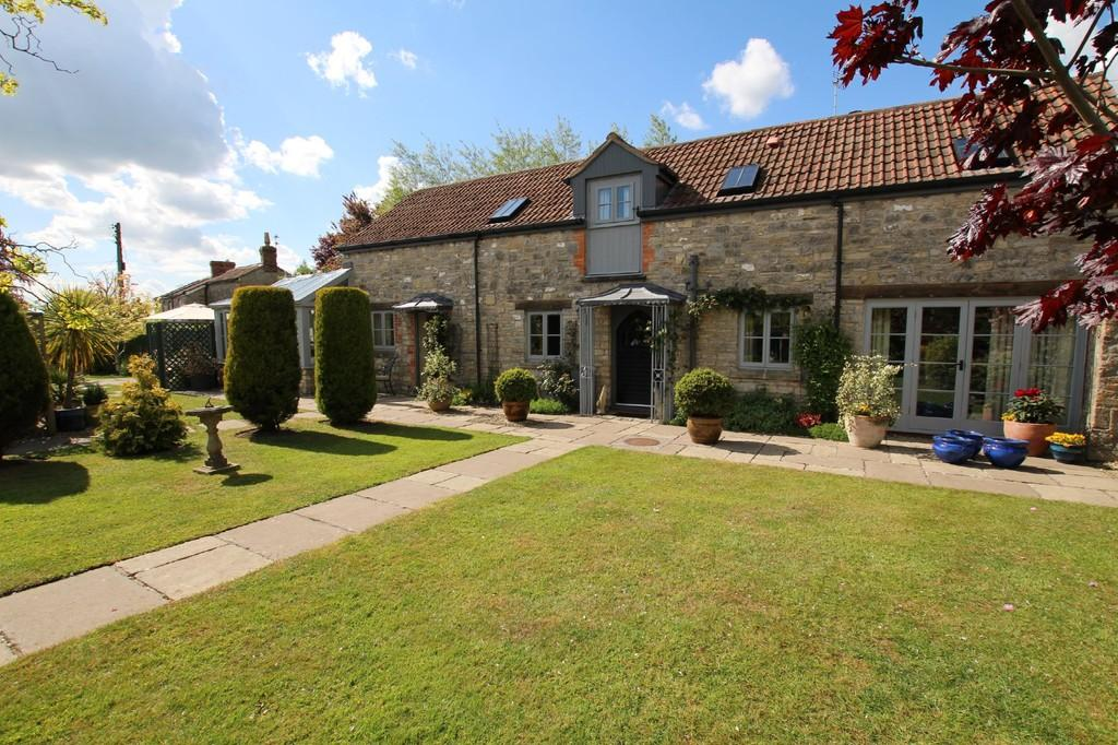 2 Bedrooms Barn Conversion Character Property for sale in Snipefield Lane, Blackford