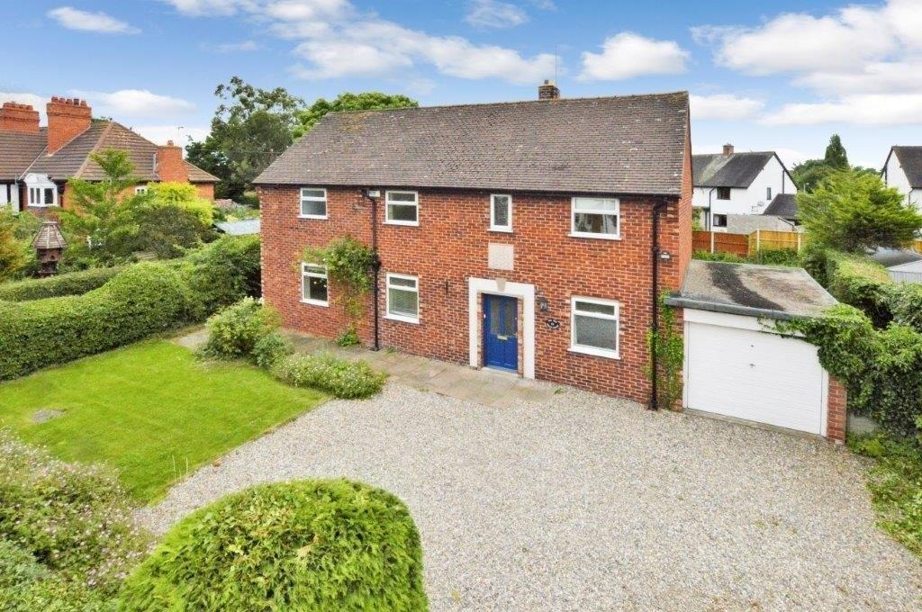 4 Bedrooms Detached House for sale in The Old Police House, Tattenhall, CH3 9QJ