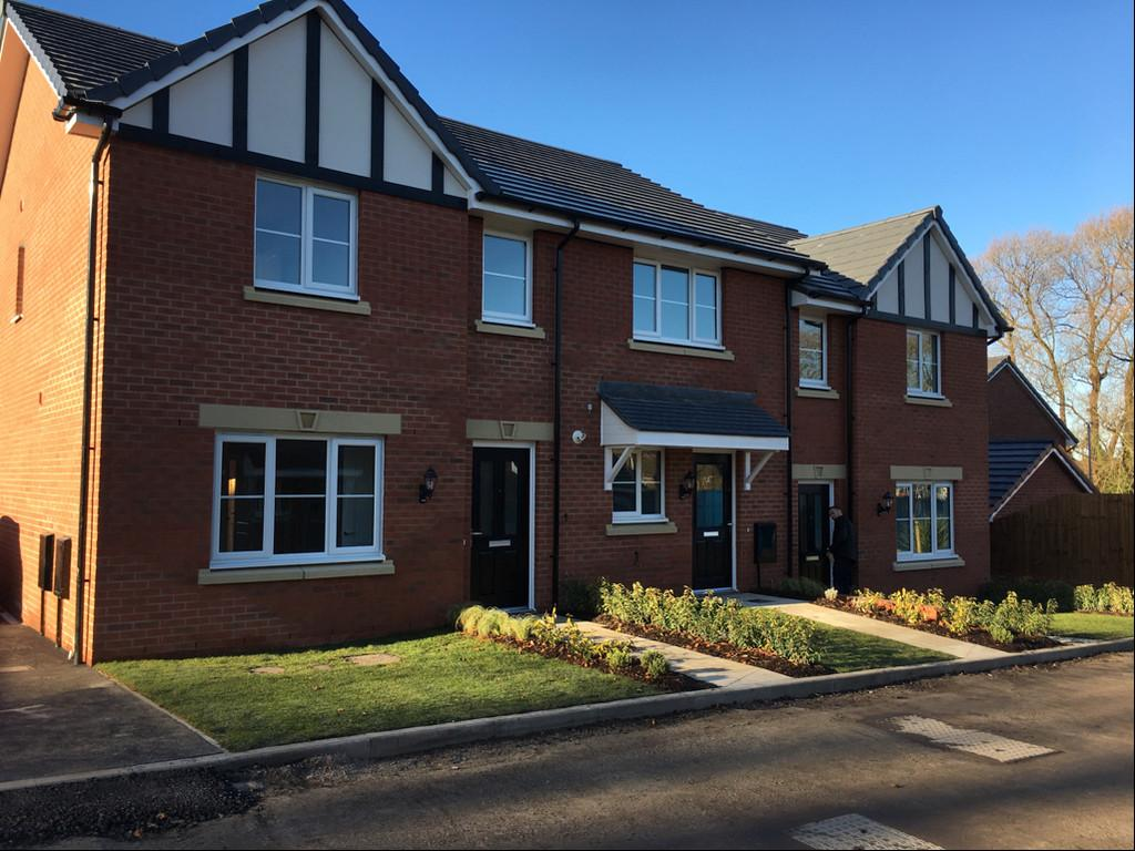 3 Bedrooms Mews House for sale in Winterley, Cheshire