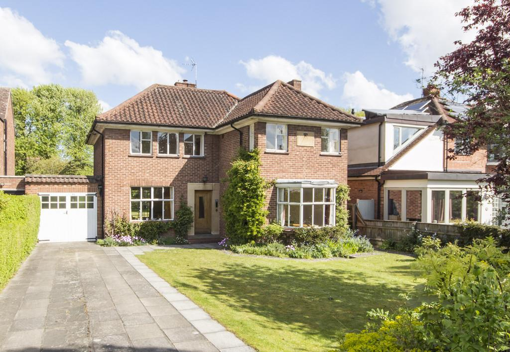 4 Bedrooms Detached House for sale in Holbrook Road, Cambridge
