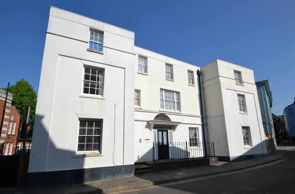 1 Bedroom Flat for sale in Quill Court, Elm Street, Ipswich, Suffolk