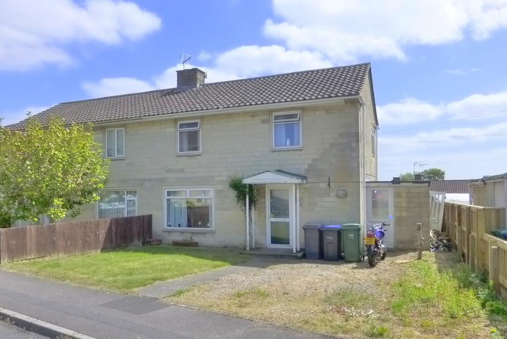 3 Bedrooms Semi Detached House for sale in Southville Road, Bradford on Avon
