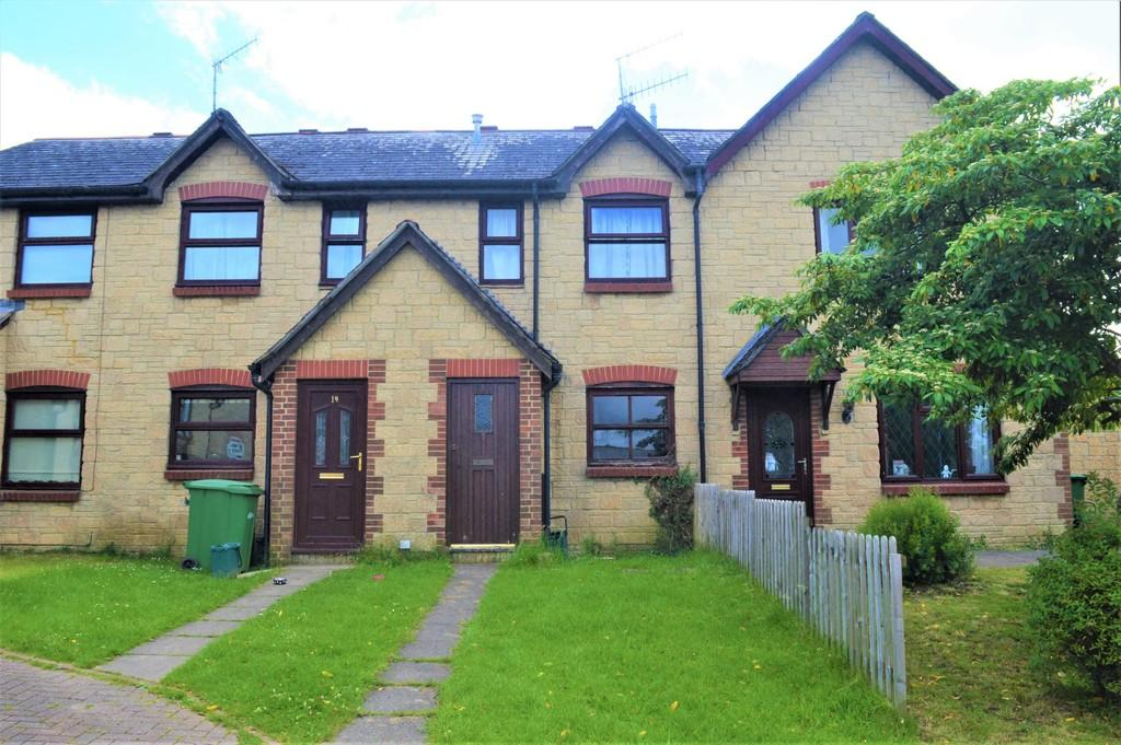 2 Bedrooms Terraced House for sale in Clos Llyswen, Bryn Siriol