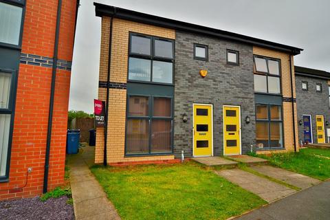2 bedroom semi-detached house to rent - Needlers Way