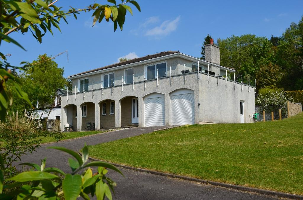 4 Bedrooms Detached House for sale in the Briars, Shandon, Argyll Bute , G84 8NR