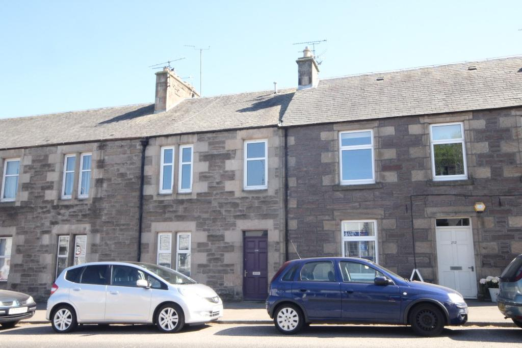 3 Bedrooms Terraced House for sale in High Street, Auchterarder , Perthshire , PH3 1AF