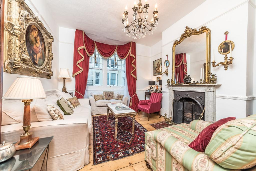 5 Bedrooms Terraced House for sale in Devonshire Place, Brighton, BN2