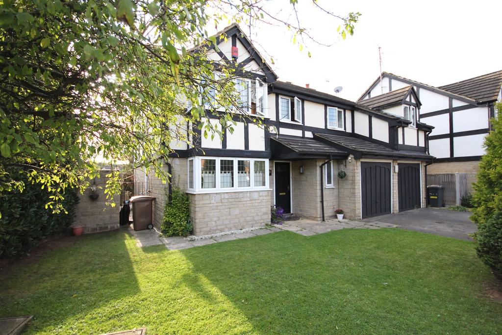 5 Bedrooms Detached House for sale in Burford Close, Barton Hills, Luton, LU3