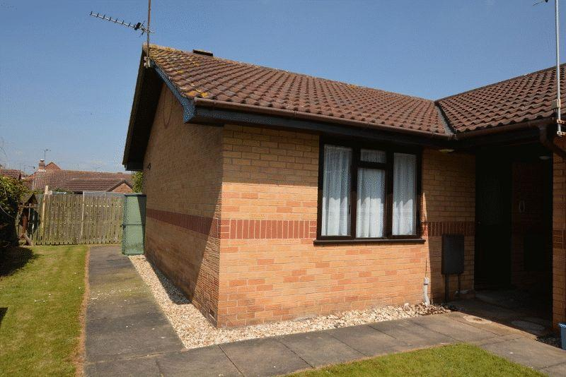 1 Bedroom Bungalow for sale in St Mary's Court, Speedwell Crescent, Scunthorpe