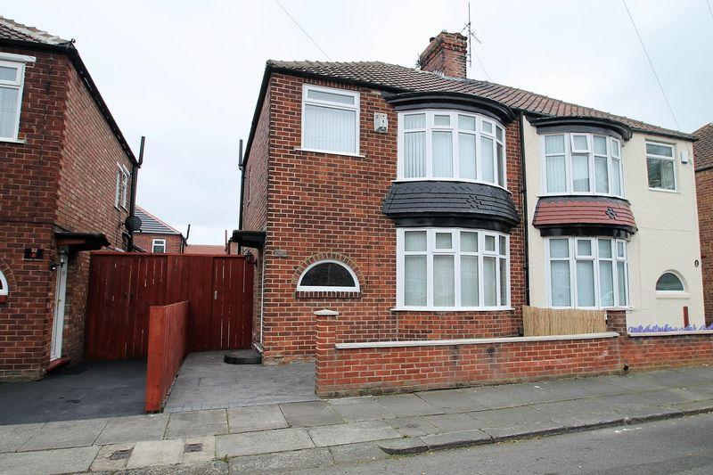 3 Bedrooms Semi Detached House for sale in Phillida Terrace, Linthorpe