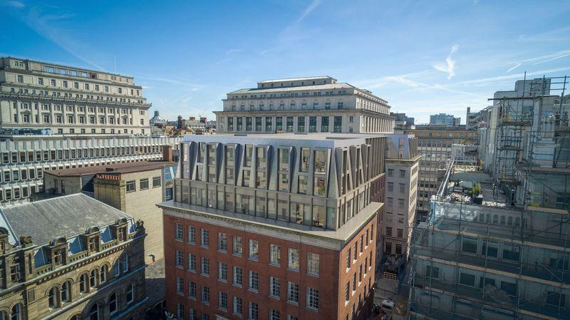 2 Bedrooms Apartment Flat for sale in Phase 2, 20 Water Street, Liverpool