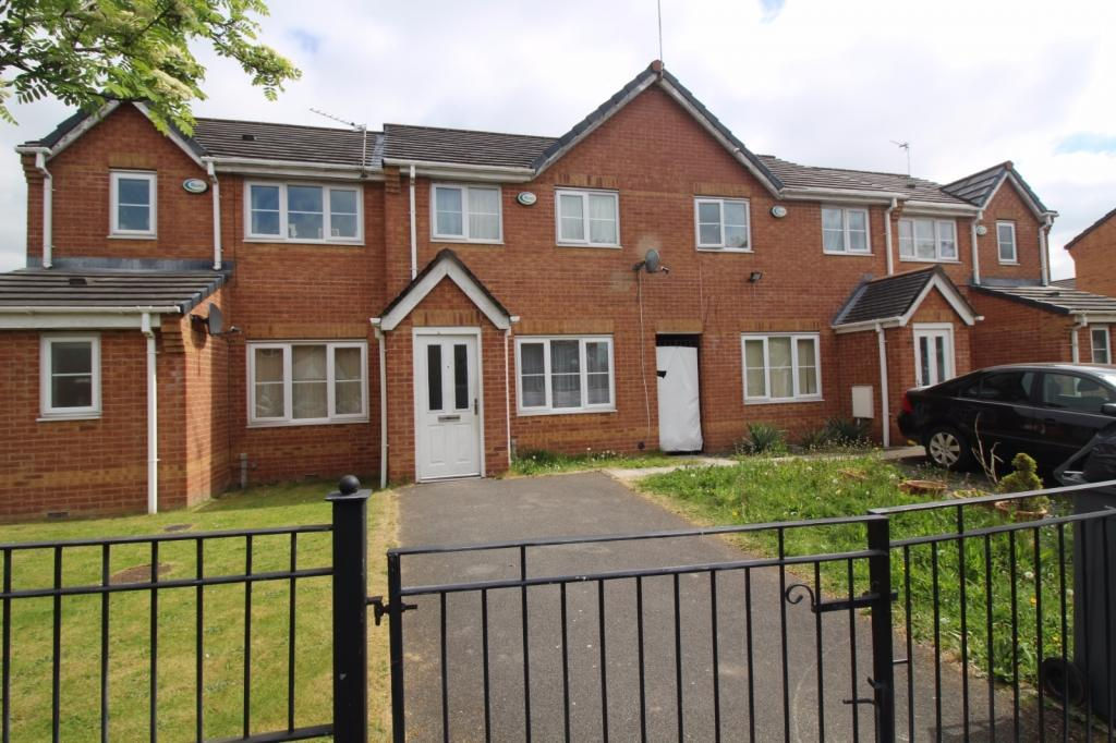 2 Bedrooms Terraced House for sale in Bloomfield Drive, Manchester, M8