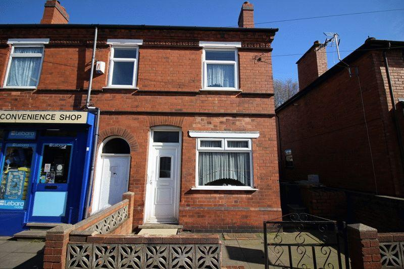 3 Bedrooms Semi Detached House for sale in Willenhall Street, Wednesbury