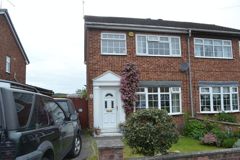 3 Bedrooms Semi Detached House for sale in Goodwood, Scunthorpe
