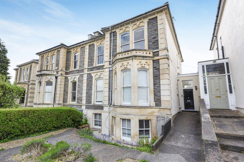 2 Bedrooms Apartment Flat for sale in Clyde Road, Redland