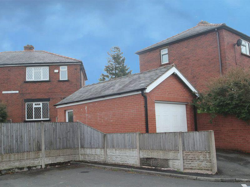 3 Bedrooms Semi Detached House for sale in Moorland Crescent, Whitworth, Rochdale OL12 8SU