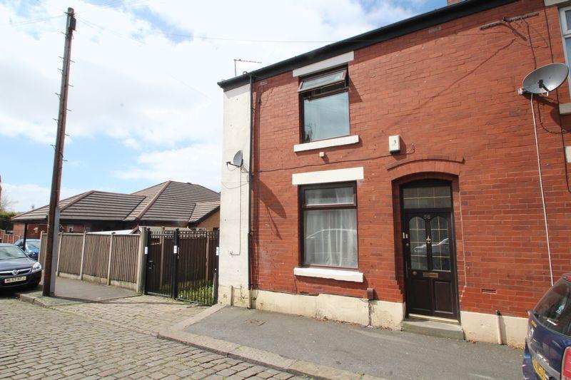 3 Bedrooms Terraced House for sale in Melville Street, Castleton OL11 2UQ