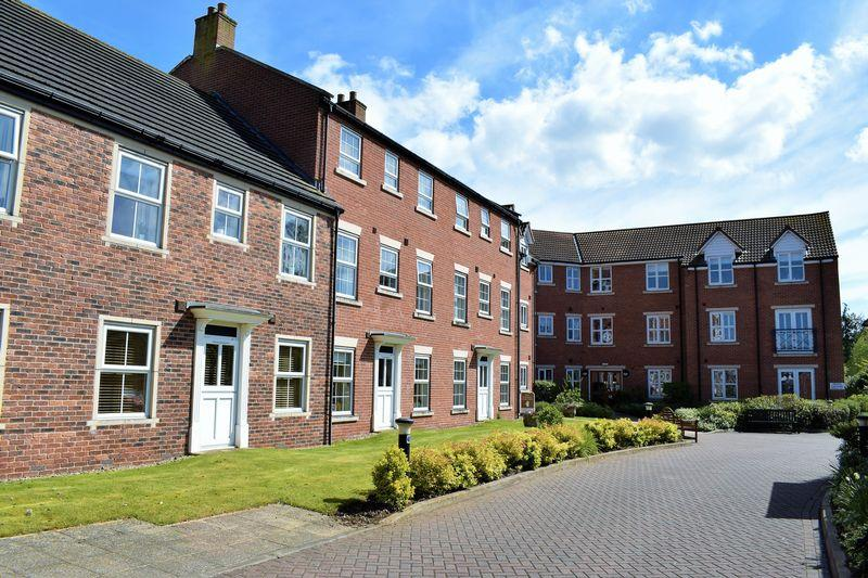 2 Bedrooms Apartment Flat for sale in Ancholme Mews, Brigg