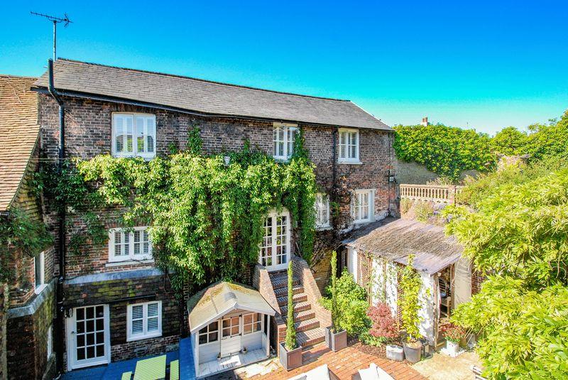 5 Bedrooms Semi Detached House for sale in **Re-Available** West Street, Ditchling