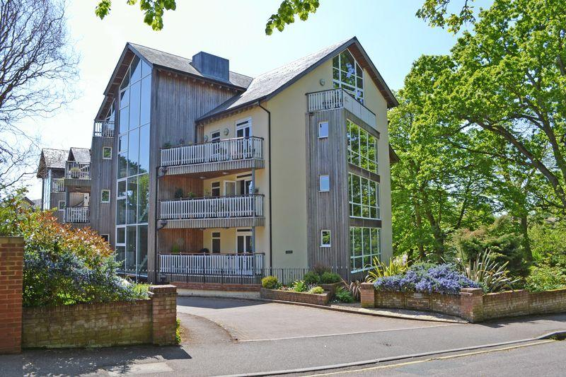2 Bedrooms Apartment Flat for sale in Manor Road, Sidmouth