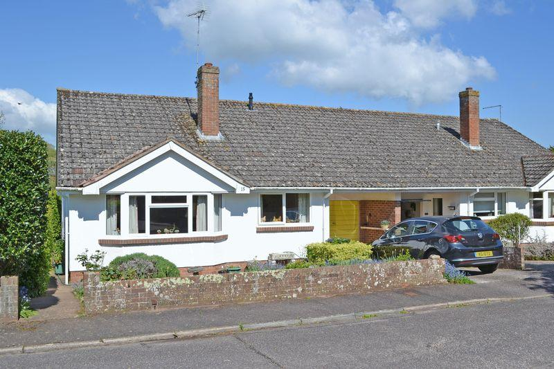 2 Bedrooms Detached Bungalow for sale in Higher Woolbrook Park, Sidmouth