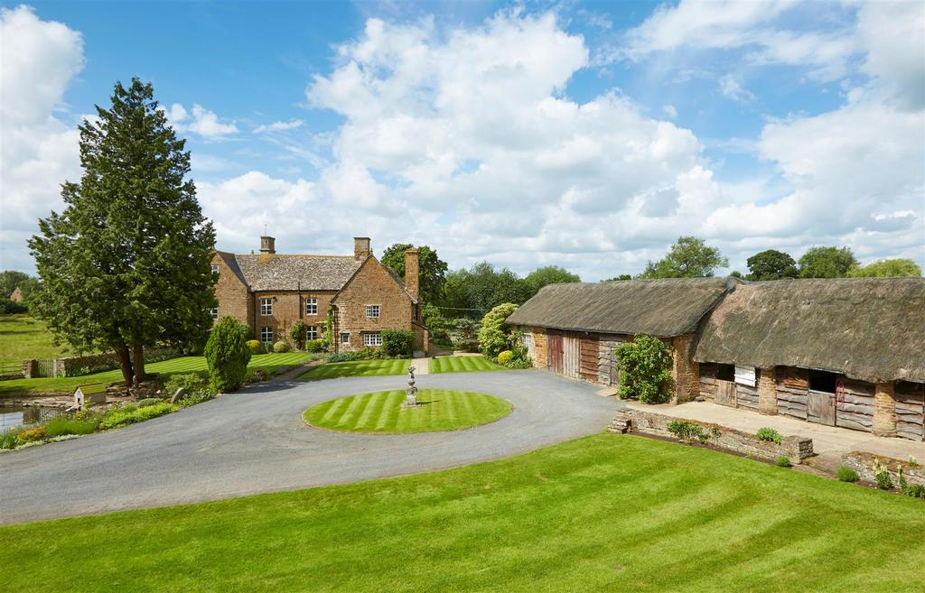 6 Bedrooms Country House Character Property for sale in Oxhill, Warwick