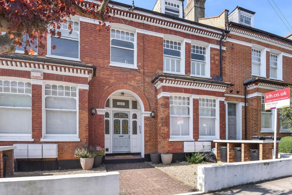 2 Bedrooms Flat for sale in Veronica Road, Balham