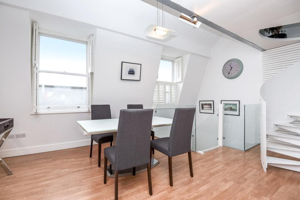 2 Bedrooms Flat for sale in Shelgate Road, Battersea