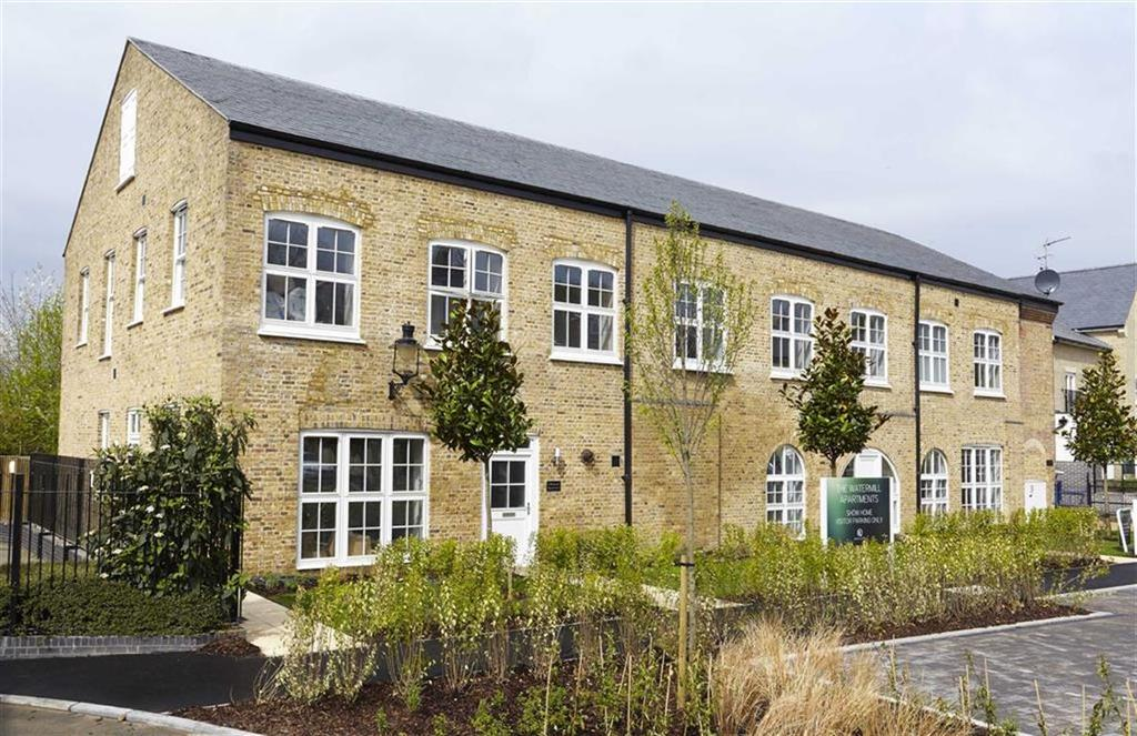 2 Bedrooms Apartment Flat for sale in The Watermill, Harefield, Middlesex