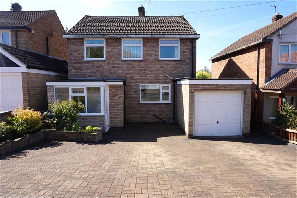 3 Bedrooms Detached House for sale in Forest Rise, Thurnby, Leicester