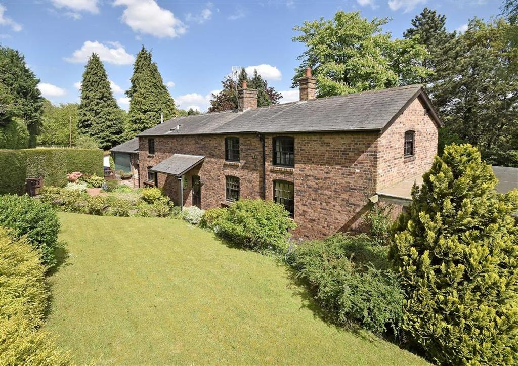 3 Bedrooms Detached House for sale in The Old Coach House, Oldbury, Bridgnorth, Shropshire, WV16