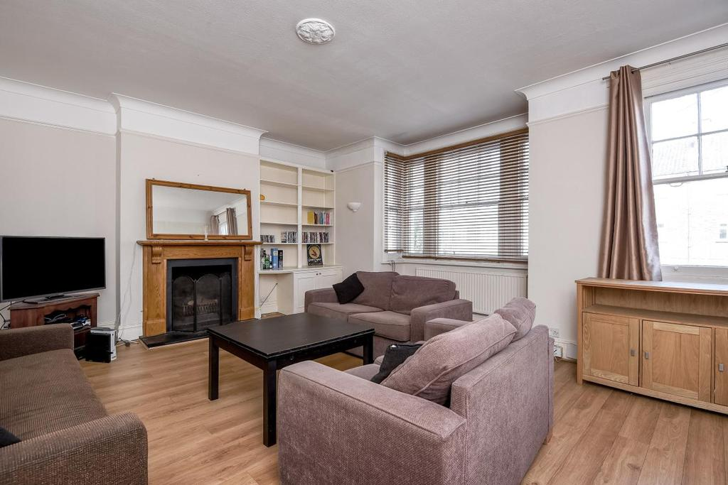 4 Bedrooms Flat for sale in Wimbledon Park Road, Southfields