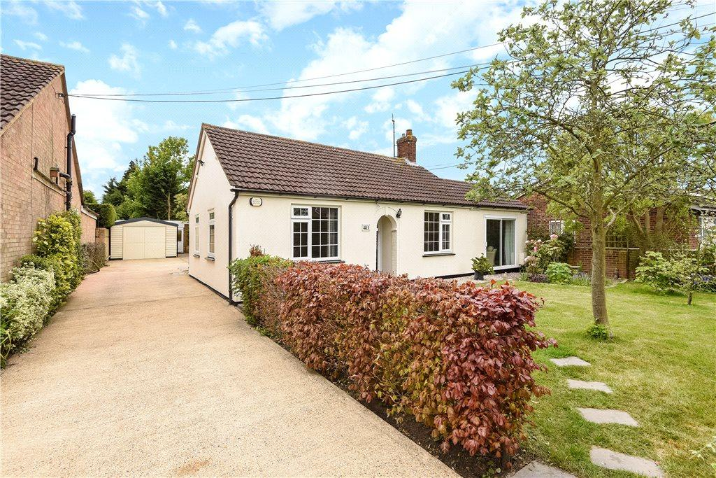 4 Bedrooms Detached Bungalow for sale in Crane Way, Cranfield, Bedfordshire