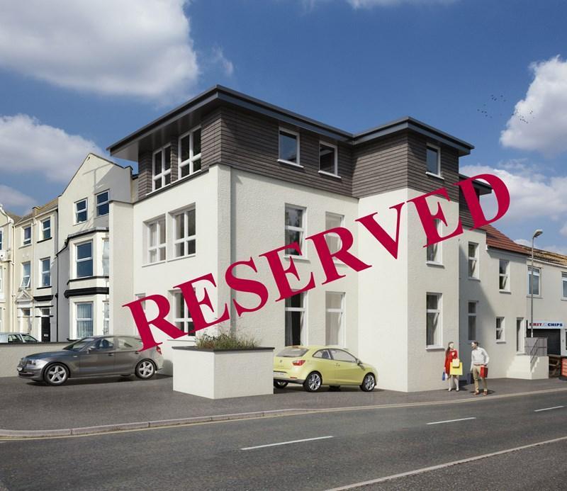 2 Bedrooms Apartment Flat for sale in Esplanade, Burnham-On-Sea